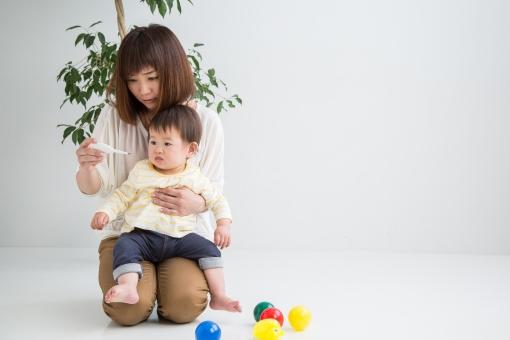 病気の時はジーナ式育児のスケジュールはどうするのか?